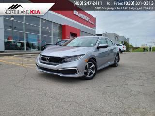 Used 2019 Honda Civic Sedan LX BACKUP CAMERA, HEATED SEATS for sale in Calgary, AB