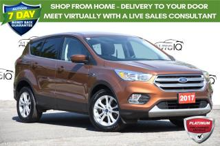 Used 2017 Ford Escape SYNC | AWD | HEATED SEATS for sale in Kitchener, ON