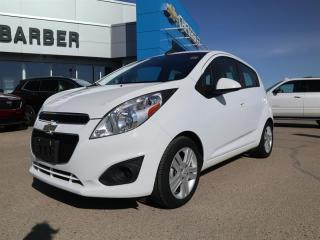 Used 2015 Chevrolet Spark 1LT - CVT for sale in Weyburn, SK