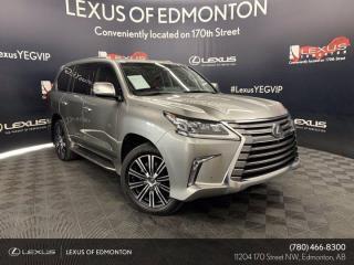 Used 2018 Lexus LX 570 STANDARD PACKAGE for sale in Edmonton, AB
