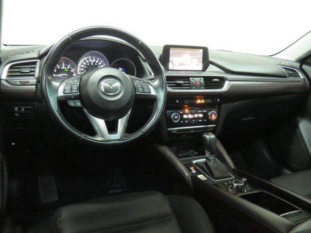 2016 Mazda MAZDA6 GT Navigation Leather Sunroof Backup Cam
