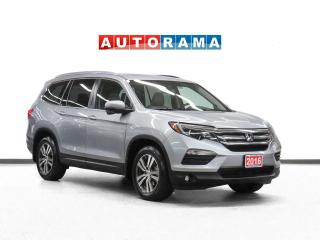 Used 2016 Honda Pilot EX-L AWD Navigation Leather Sunroof Backup Cam for sale in Toronto, ON