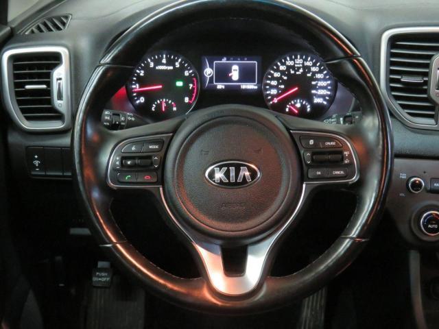 2018 Kia Sportage EX Leather AWD Backup Camera Heated Seats