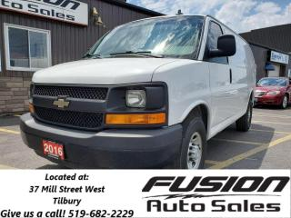 Used 2016 Chevrolet Express 2500 RWD 135