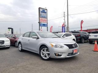Used 2013 Nissan Altima Low Km's | Loaded | Sunroof| 2.5 SV | Certified for sale in Brampton, ON