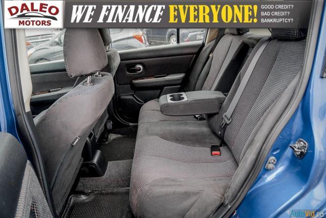 2012 Nissan Versa SL / BUCKET SEATS / Photo12