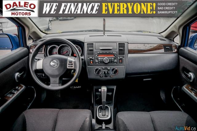 2012 Nissan Versa SL / BUCKET SEATS / Photo13