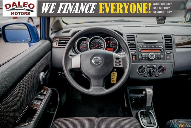 2012 Nissan Versa SL / BUCKET SEATS / Photo14