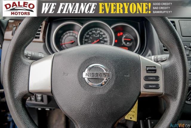 2012 Nissan Versa SL / BUCKET SEATS / Photo19