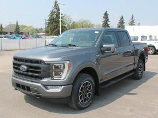 New 2021 Ford F-150 LARIAT | 502a | 18's | 360 Camera | Interior Work Surface | Moonroof | Sport for sale in Edmonton, AB