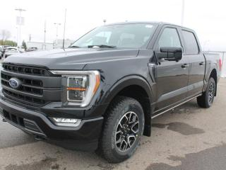 New 2021 Ford F-150 LARIAT | 502a | 18s | Sport | 360 Camera | Power Tailgate | Moonroof | Power Boards for sale in Edmonton, AB