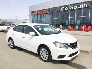 Used 2016 Nissan Sentra SV, AUTO for sale in Edmonton, AB