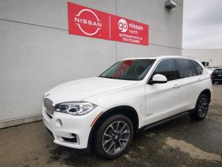 Used 2017 BMW X5 xDrive35i / Roof / Leather / Used BMW Dealership for sale in Edmonton, AB