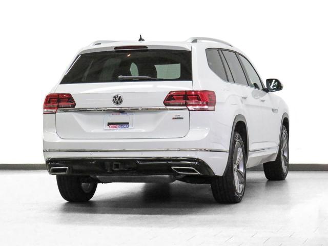 2018 Volkswagen Atlas Highline R-Line AWD Nav Leather PanoRoof Bcam