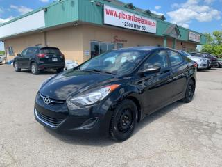 Used 2012 Hyundai Elantra GLS! | ONTARIO VEHICLE! for sale in Bolton, ON