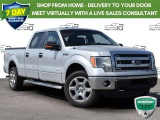 Used 2014 Ford F-150 XLT Just in . Great condition . for sale in Tillsonburg, ON