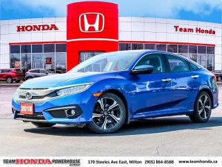 Used 2018 Honda Civic Touring for sale in Milton, ON
