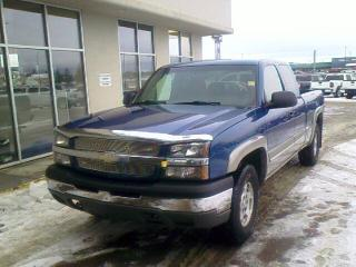 Used 2003 Chevrolet Silverado 1500 K1500 EXT 1500 LS Z71 for sale in Meadow Lake, SK
