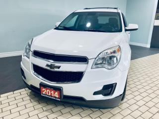 Used 2014 Chevrolet Equinox LT I ALLOY I BACK UP CAMERA I CERTIFIED $8999 for sale in Brampton, ON