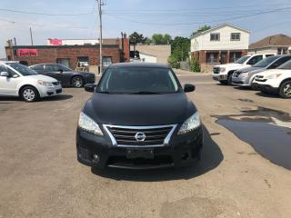 Used 2013 Nissan Sentra SR for sale in Hamilton, ON