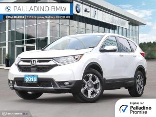 Used 2019 Honda CR-V EX-L One Owner, Remote Engine Start, Clean Carfax for sale in Sudbury, ON