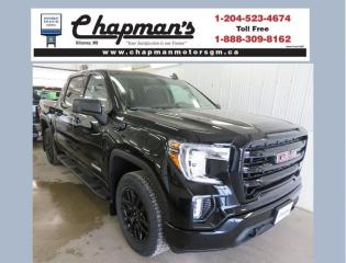 New 2021 GMC Sierra 1500 Elevation Remote Start, Bedside Storage Boxes, Heated Seats for sale in Killarney, MB