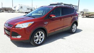 Used 2015 Ford Escape Titanium - Clean Carfax! for sale in Elie, MB