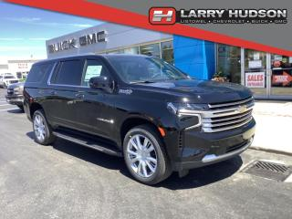New 2021 Chevrolet Suburban High Country for sale in Listowel, ON