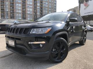 Used 2018 Jeep Compass North Remote Keyless entry, Sirius XM Radio, Back up Camera for sale in North York, ON