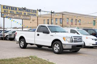 Used 2010 Ford F-150 XLT 8FT for sale in Brampton, ON