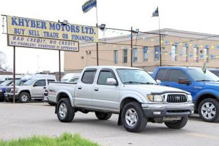 Used 2004 Toyota Tacoma SR5 4X4 for sale in Brampton, ON