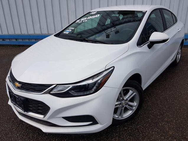 2018 Chevrolet Cruze LT *HEATED SEATS*