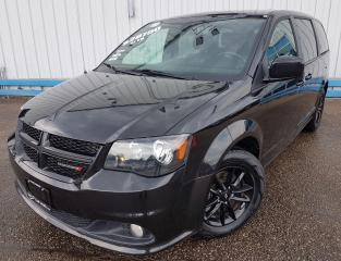 Used 2019 Dodge Grand Caravan GT *LEATHER-HEATED SEATS* for sale in Kitchener, ON