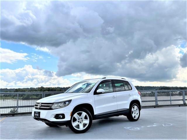2012 Volkswagen Tiguan Comfortline - Moonroof! $131.84 BW 60 MO!