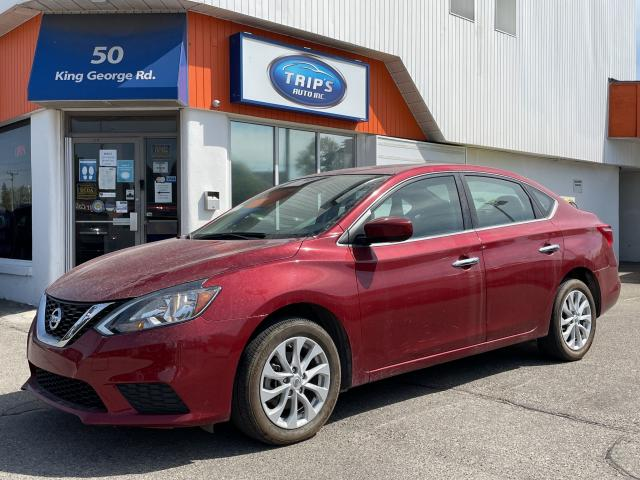 2016 Nissan Sentra SV| Heated Seats, Bluetooth, Alloy Wheels and more
