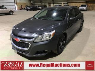 Used 2015 Chevrolet Malibu 4D SEDAN for sale in Calgary, AB