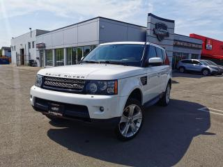 Used 2013 Land Rover Range Rover Sport HSE LUX for sale in St. Catharines, ON