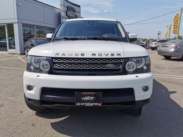 2013 Land Rover Range Rover Sport HSE LUX Photo8