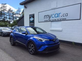 Used 2018 Toyota C-HR XLE HEATED SEATS, ALLOYS, BACKUP CAM, BLUETOOTH!! for sale in Richmond, ON