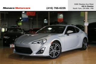 Used 2013 Scion FR-S - 10 SERIES|TRD EXHAUST|TRD INTAKE|PUSH START for sale in North York, ON
