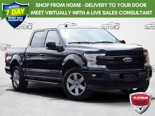 Used 2019 Ford F-150 Lariat LARIAT   TRAILER TOW PACKAGE   TAILGATE STEP   POWER PEDALS   2ND ROW HEATED SEATS for sale in Waterloo, ON