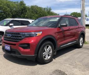 Used 2020 Ford Explorer XLT for sale in Brockville, ON