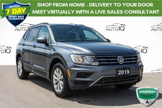 Used 2019 Volkswagen Tiguan Trendline VERY CLEAN LOW MILEAGE SUV for sale in Innisfil, ON