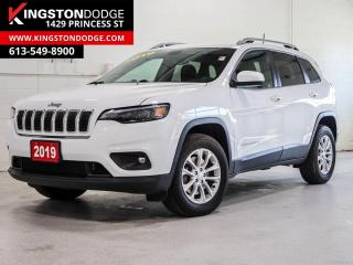 Used 2019 Jeep Cherokee North NORTH   NAV   HEATED SEATS & WHEEL   REMOTE START   4x4 for sale in Kingston, ON
