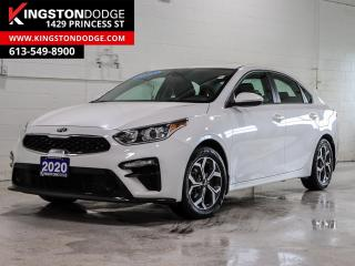 Used 2020 Kia Forte EX   One Owner   Heated Seats/Wheel   for sale in Kingston, ON