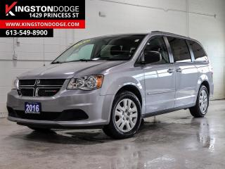 Used 2016 Dodge Grand Caravan SE/SXT | ONE OWNER | BLUETOOTH | for sale in Kingston, ON