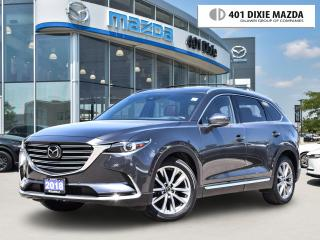 Used 2018 Mazda CX-9 Signature 0.99% FINANCE AVAILABLE| ONE OWNER| NO A for sale in Mississauga, ON
