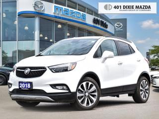 Used 2018 Buick Encore Essence NO ACCINDETS| BLUETOOTH| HEATED SEATS for sale in Mississauga, ON