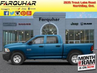 New 2021 RAM 1500 Classic NIGHT EDITION for sale in North Bay, ON