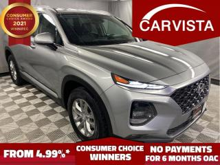 Used 2020 Hyundai Santa Fe ESSENTIAL AWD -SAFETY PACK/NO ACCIDENTS - for sale in Winnipeg, MB